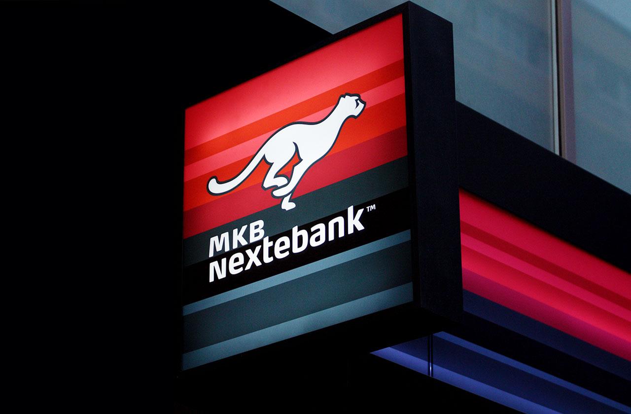 NexteBank - Brandient
